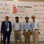 A meeting with our golden partner at Forex Trader Summit Dubai 2021